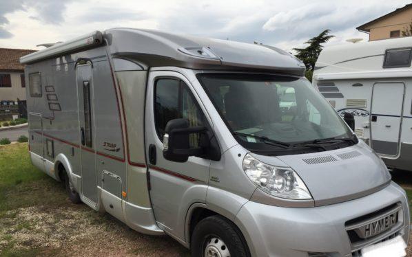 Vendita camper e caravan nuovi ed usati umbria de mai for Mobili 4 spello